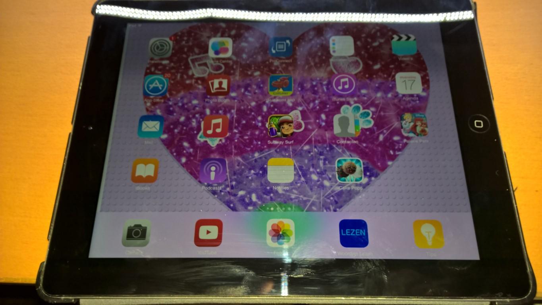 iPad works