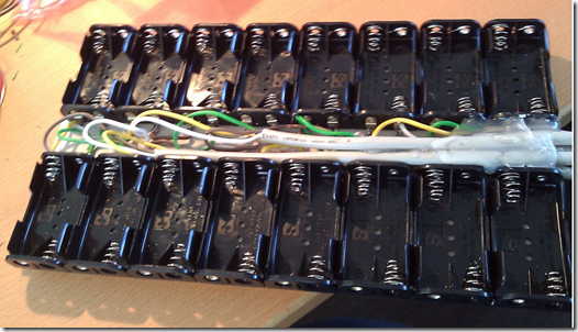16 Cell batterypack emulator voor BMS testen